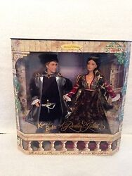 Ken And Barbie As Romeo And Juliet 1998 Doll