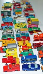matchbox series lesney collection of 67