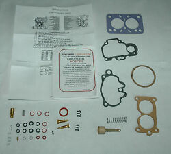 1939-40 Carb Kit Lasalle Carter Model Wdo 2 Barrel 's 423s And 460s All New