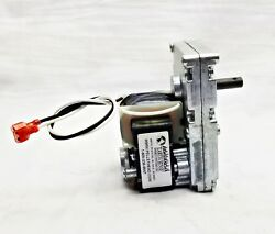 Us Stove Ussc Auger And Agitator Feed Motor W/hole 4 Rpm Clockwise - 80456