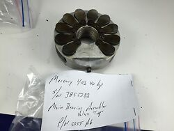 Main Bearing Valve Type Complete 5055a6 5055 A6 Mercury 402 40 Hp Outboard 2 Cyl