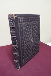 The New Testament - 1898 - Folio- Printed In London -king James Version