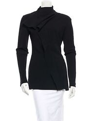Stunning, New, Sold Out, Super Rare 3,690 Jean Paul Gaultier Wool Jacket