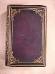 1864 French Bible - American Bible Society - Wvb-3