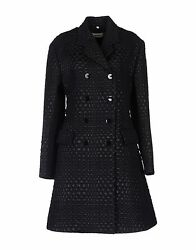 Spectacular, Crazy Cool, Nwt 3,500 Sold Out Jean Paul Gaultier Black Coat