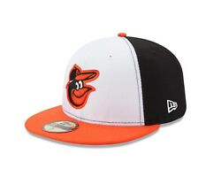 New Era Baltimore Orioles Home On-field Authentic 59fifty Fitted Hat