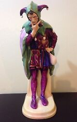 Royal Doulton Outstanding Hn2080 Jack Point Figurine 1984