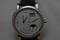 A Lange & Sohne 109.032 Lange 1 Moonphase 100% new with tag