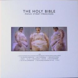 Manic Street Preachers The Holy Bible 20 Signed Lp/cd Box Set + Book Signed New