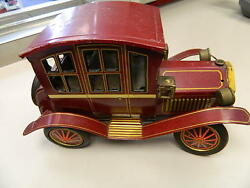rosko model t ford tin car 5512 c 15
