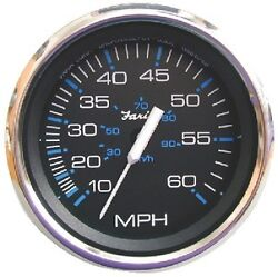New Chesapeake Stainless Steel Series Faria Instruments 33718 4 Tach 7000 Rpm O