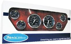New Chesapeake Stainless Steel Gauges - Boxed Sets Faria Instruments Ktf003 Inbo