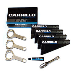 Carrillo Pro-h Connecting Rods Car For Subaru Fa20/toyota 4u-gse Wrx/brz/frs/86