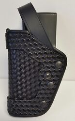 Uncle Mike's Pro-3 Duty Holster Beretta Px4 Storm Size 34 Lh 3534-6