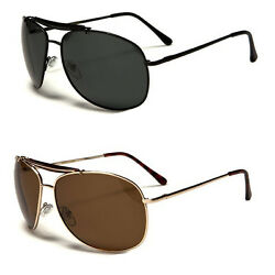 Men Polarized Sunglasses Driving Aviator Outdoor Sports Eyewear Golf Glasses A $5.69