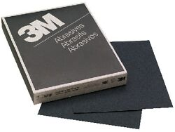 New Wet Or Dry Tri-m-ite Paper Sheets 3m Marine 2004 Grade 320a 9 X 11