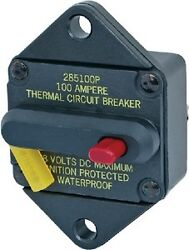 New 285-series Thermal Circuit Breakers Blue Sea Systems 7086 80a Panel
