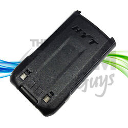 New Oem Real Hyt Tc-508 Commercial Portable Two Way Radio Battery Bl1719 1650mah