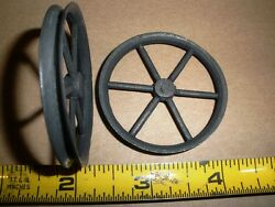 line shaft steam engine pulley for