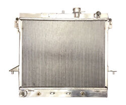 New All Aluminum Radiator For Hummer H3 06-10/ H3t 09-10/ Gmc Canyon 09-12 5.3l/
