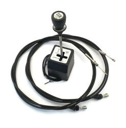 Snow Plow Joystick Controller W/ Cables For Buyers Sam 1314000 Snowplow Blade