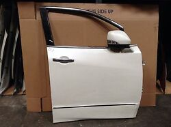 2011-14 NISSAN QUEST LE FRONT RIGHT PASSENGER SIDE DOOR ASSEMBLY USE 1000 MILES