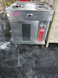 Wells Range 4-burner Range Top / Convection Oven Electric - Need This Sold