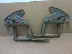 68and039 Chevrolet Chevelle Malibu Nova 76and039- 79and039 Cadillac Seville Pair Oem Hood Hinge