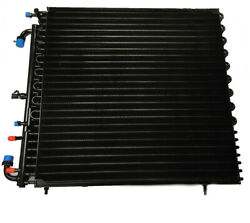 20843 Condenser Fuel Oil Cooler For John Deere 8000 Series Tractor Replaces R