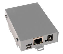 Beaglebone Black DIN-RAIL All-Metal Case Enclosure Housing Box Compact Size EU