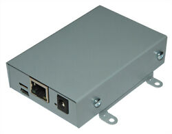 Beaglebone Black FLANGED All-Metal Case Enclosure Housing Box Compact Size EU