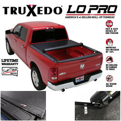 Truxedo Lo Pro Qt Roll Up Bed Cover Fits 2015-2020 Ford F150 5.5and039 Bed