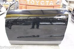 2011-14 NISSAN MURANO CROSSCABRIOLET LH DRIVER SIDE DOOR USE 1000 MILES