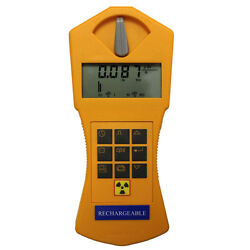 Gamma-scout® Rechargeable Radiation Detector And Geiger Counter