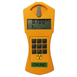 Gamma-scout® Online Radiation Detector And Geiger Counter