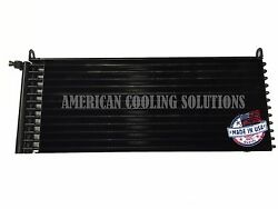 20033 Axle Oil Cooler Re68972 For John Deere 9100 9200 9300 9400 Tractor Made