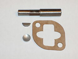 New Ford 1928-30 Speedometer Drive Gear Housing Shaft Set For Round Cable W/tang