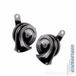 2pcs High+low Tone Horn 8rd951223/221 For Audi Q5 A4 S4 A5 S5 2009 2010 11 12 13