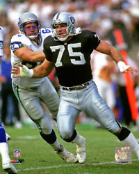 Nfl Football Howie Long Oakland Raiders Photo Picture Print 1519