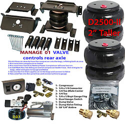 B Tow Air Compressor Dodge Ram 3500 All In Picture 1994-2002 Dc100