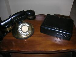 Automatic Electric Monophone Type 1a Desk Phone