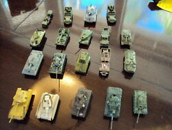 huge lot 20 wwii tanks military vehicles