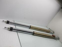 Bmw K50 R 1200 Gs R1200gs 11-15 Front Left And Right Straight Forks Suspension