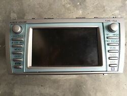 Toyota Camry 07 08 09 NAVIGATION DISPLAY SCREEN GPS Climate Control 86120-06390