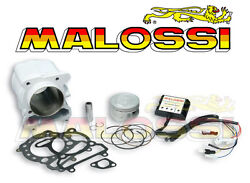 Complete Kit Cylinder Malossi Yamaha S-max Smax Xenter 125 4t 3114945 New