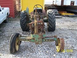 Jd John Deere 1010ru Tractor For Parts Or Will Sell Parts Off It