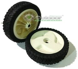 Wheels For Front Drive 22 Recycler Lawnmower 8 105-1815 Set Of 2