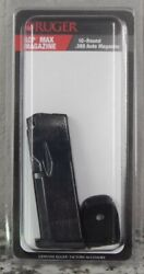 Ruger Lcp Max Magazine 10-round 380 Acp Genuine Oem .380 Clip Mag 90733 New