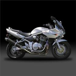 Yoshimura Full Exhaust System Suzuki Gsf1200 Bandit 2003 Carbon Fibre Cyclone