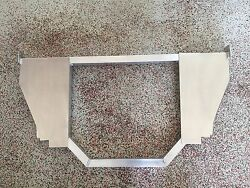 57 Chevy Aluminum Radiator Support And Filler Panels